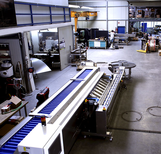 Neubauer Automation Produktion